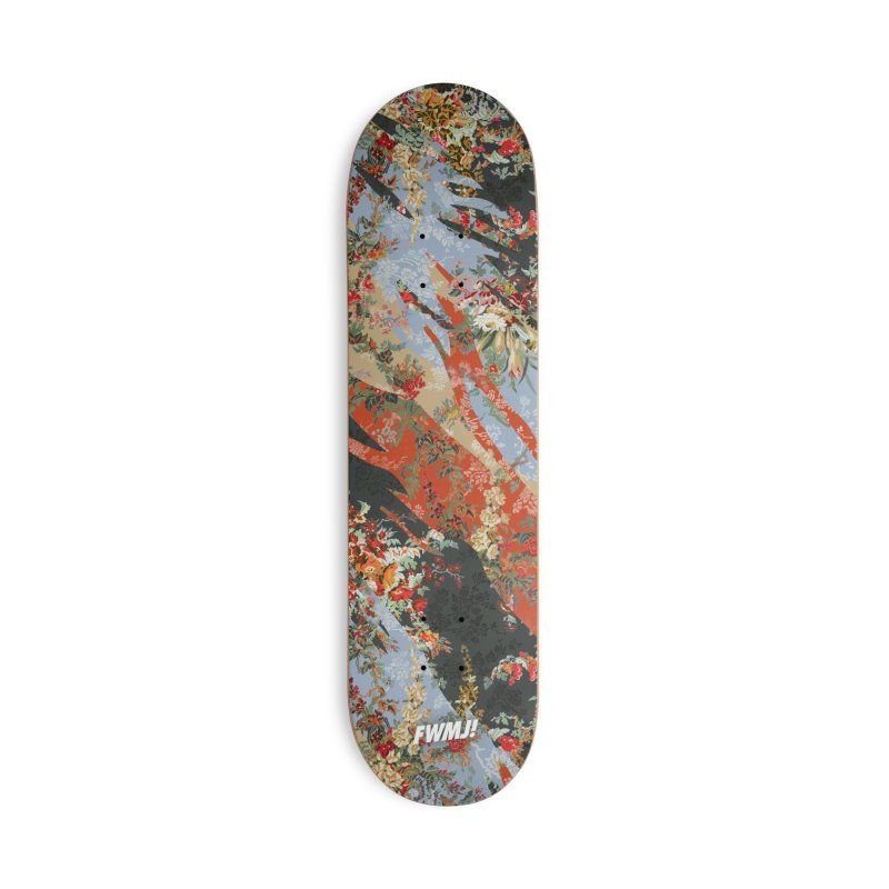 AW19 № 2 Accessories Deck Only Skateboard by FWMJ's Shop