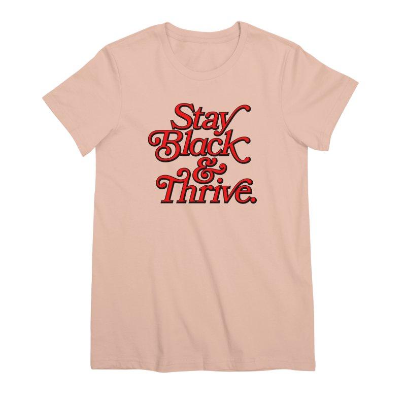 We Don't Die, We Multiply Women's Premium T-Shirt by FWMJ's Shop