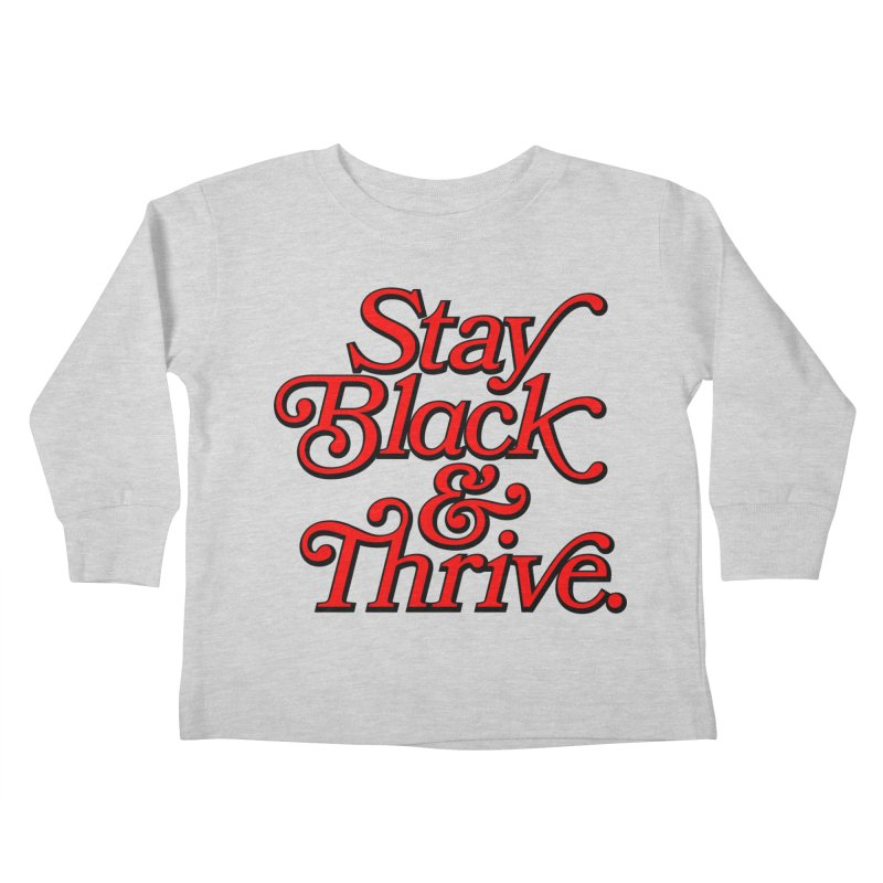 We Don't Die, We Multiply Kids Toddler Longsleeve T-Shirt by FWMJ's Shop