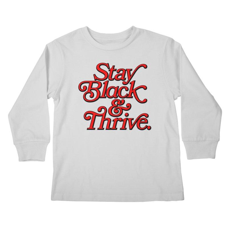 We Don't Die, We Multiply Kids Longsleeve T-Shirt by FWMJ's Shop