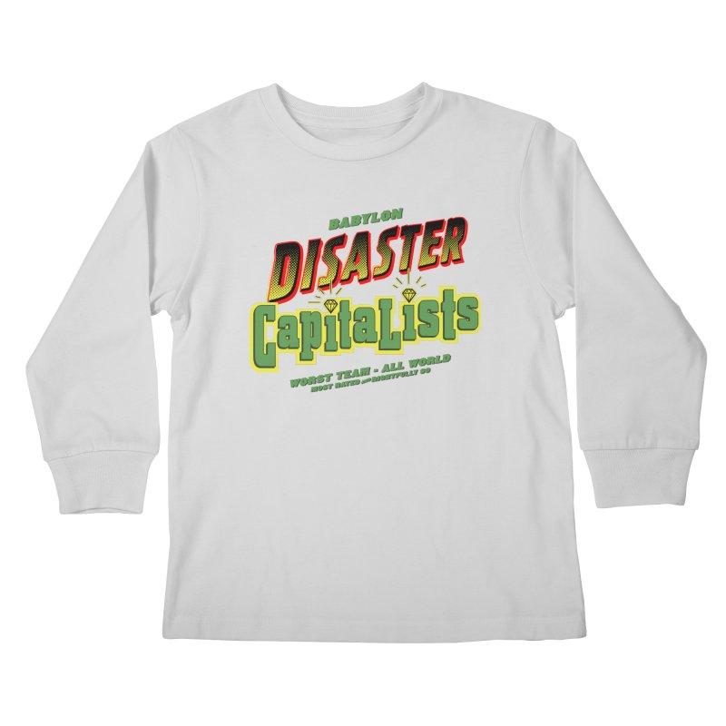 Babylon Ting Kids Longsleeve T-Shirt by FWMJ's Shop