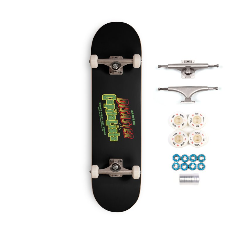 Babylon Ting Accessories Complete - Premium Skateboard by FWMJ's Shop