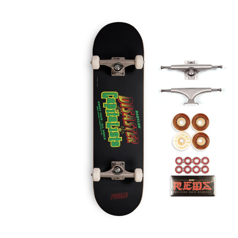 Babylon Ting Accessories Skateboard by FWMJ's Shop