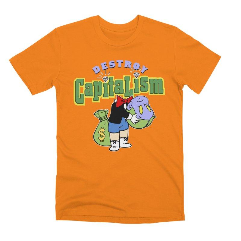 Build and Destroy Men's Premium T-Shirt by FWMJ's Shop