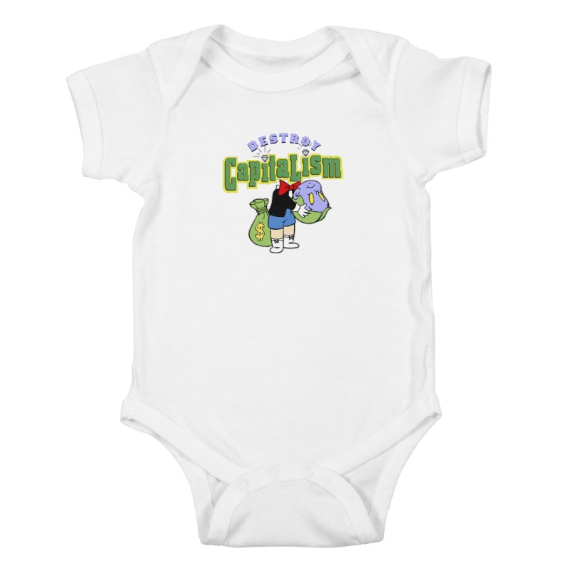 Build and Destroy Kids Baby Bodysuit by FWMJ's Shop