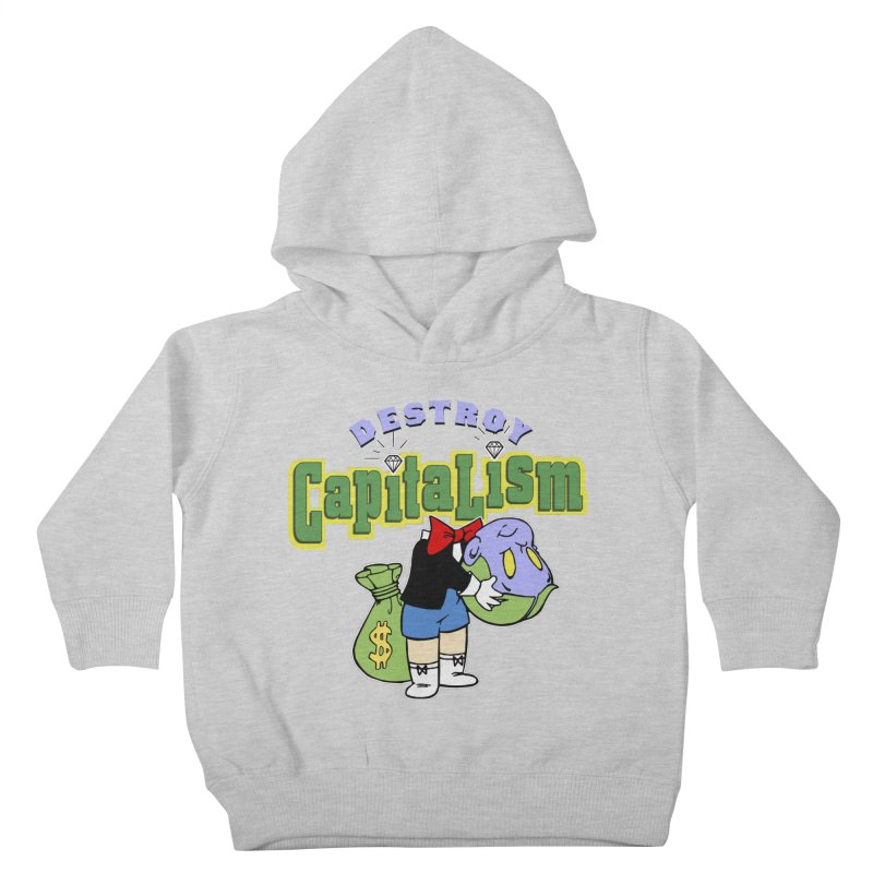 Build and Destroy Kids Toddler Pullover Hoody by FWMJ's Shop