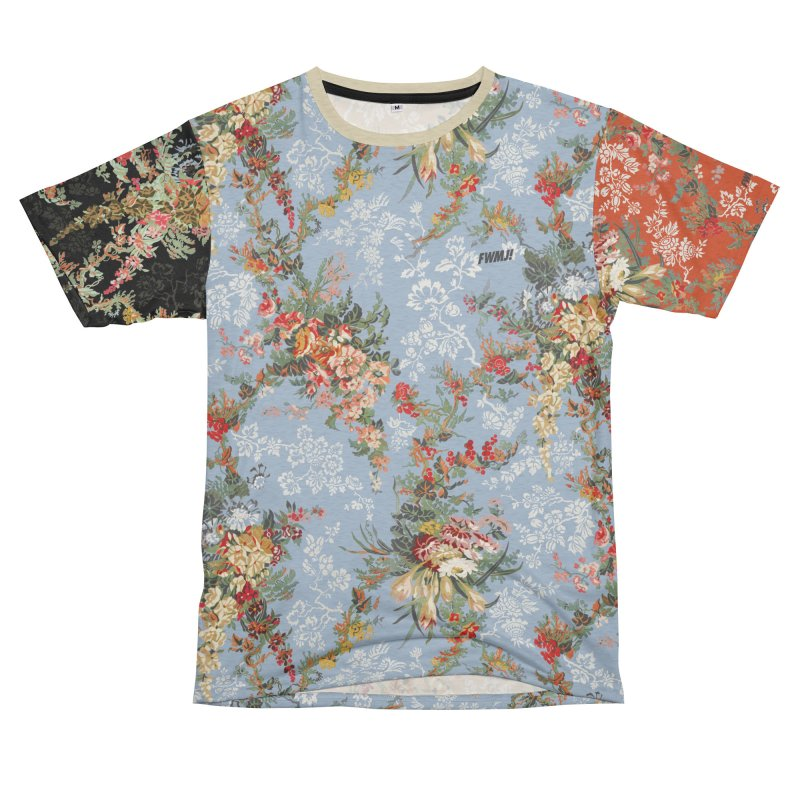 SS20 № 2.0 Men's French Terry T-Shirt Cut & Sew by FWMJ's Shop