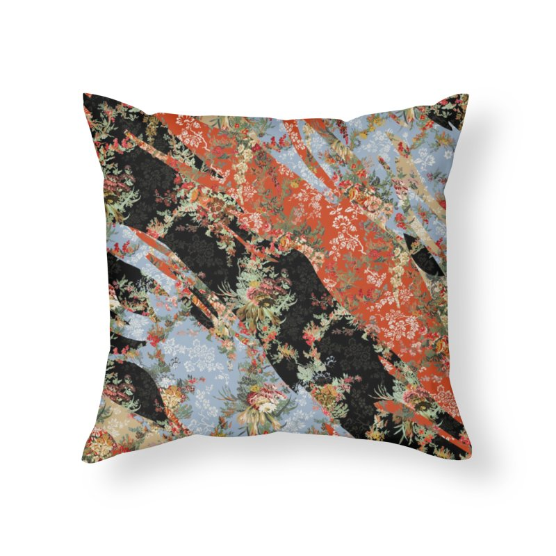 SS20 № 2.0 Home Throw Pillow by FWMJ's Shop