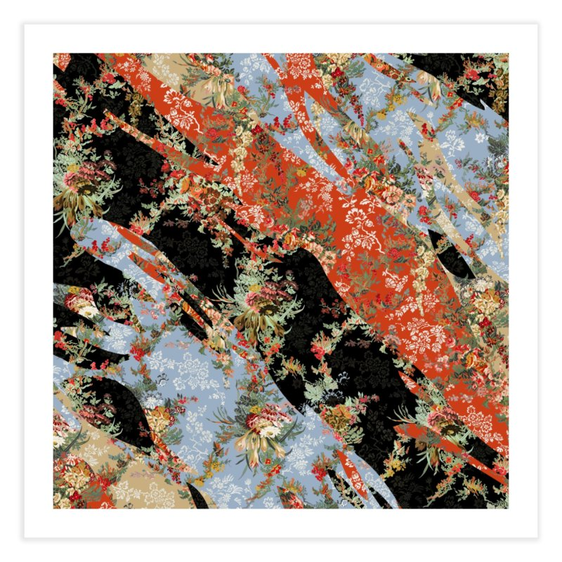 SS20 № 2.0 Home Fine Art Print by FWMJ's Shop