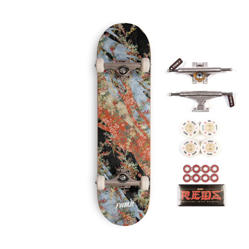 SS20 № 2.0 Accessories Complete - Pro Skateboard by FWMJ's Shop
