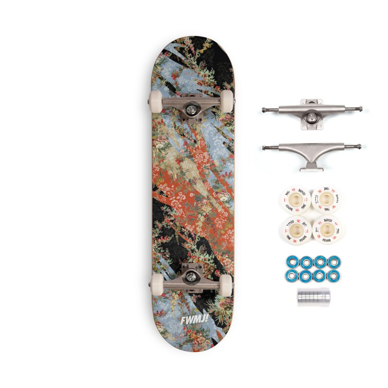 SS20 № 2.0 Accessories Complete - Premium Skateboard by FWMJ's Shop