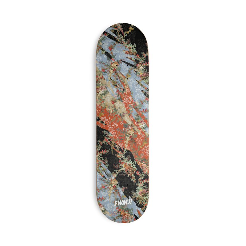 SS20 № 2.0 Accessories Deck Only Skateboard by FWMJ's Shop