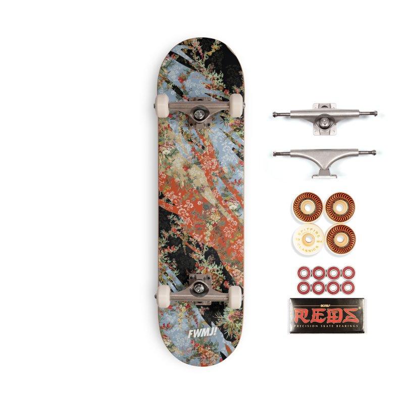 SS20 № 2.0 Accessories Skateboard by FWMJ's Shop