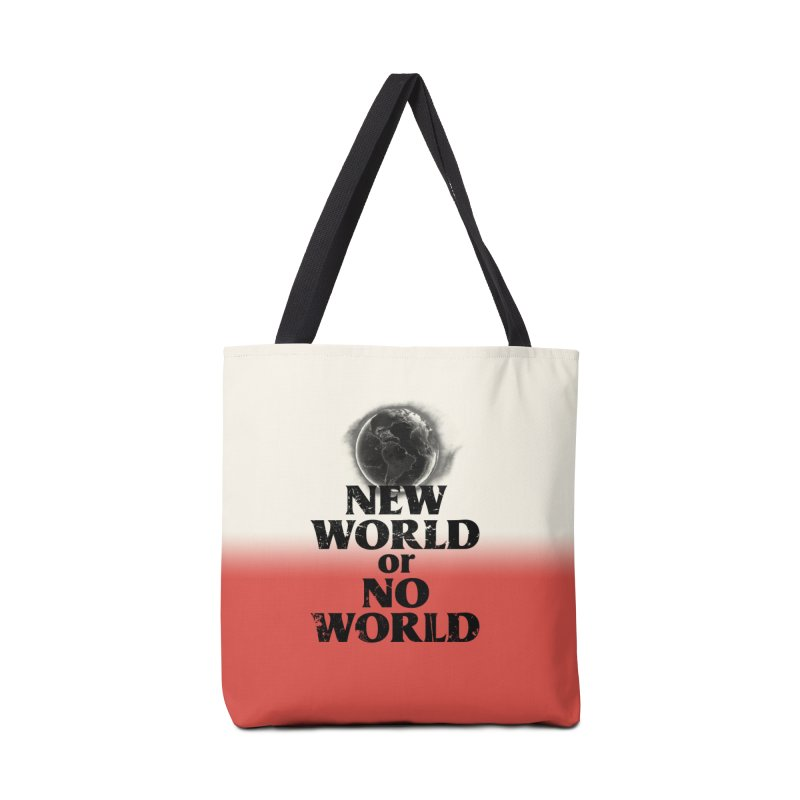 New World or No World Accessories Bag by FWMJ's Shop