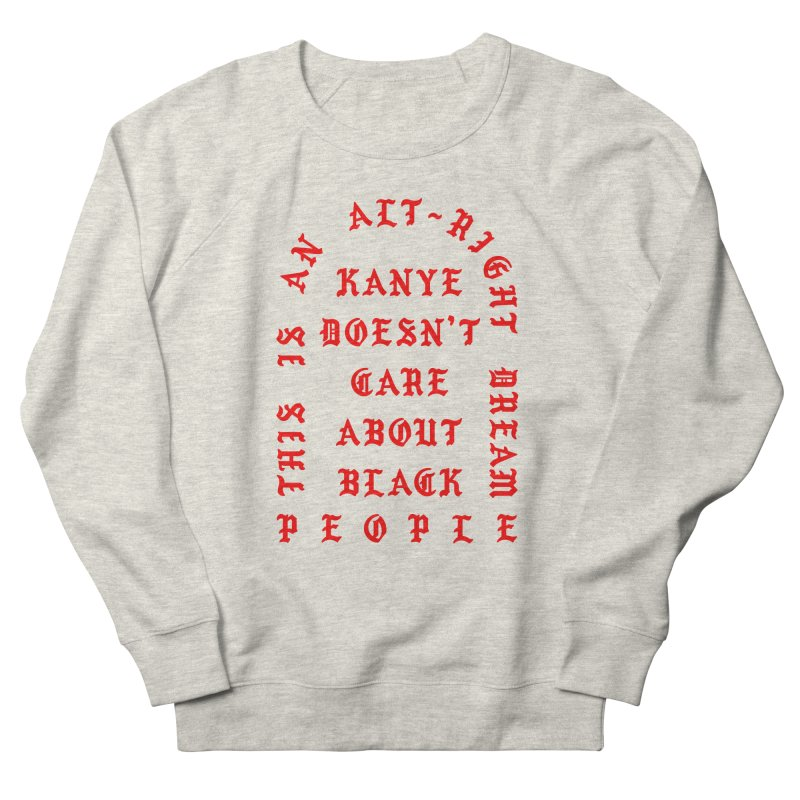 Father I Stretch My (Tiny) Hands Pt. I in Men's Sweatshirt Heather Oatmeal by FWMJ's Shop