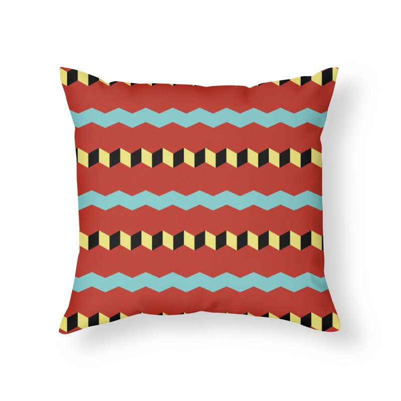SS20 № 3 Home Throw Pillow by FWMJ's Shop