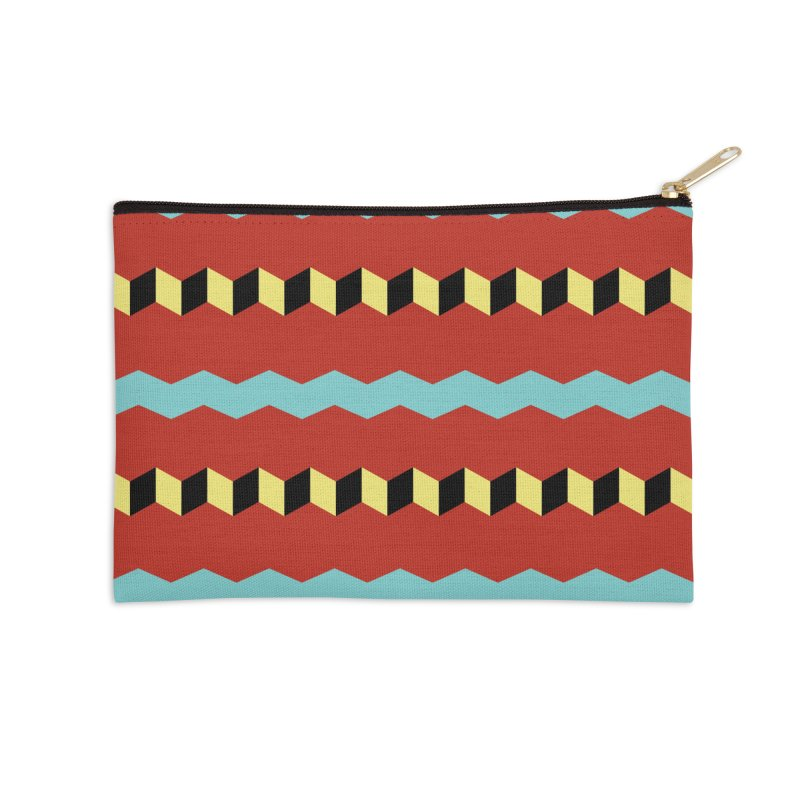 SS20 № 3 Accessories Zip Pouch by FWMJ's Shop