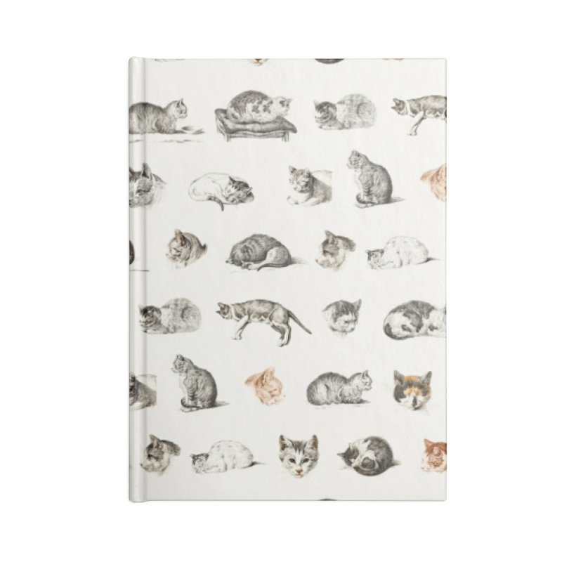 Rap Game Cat Lady № 2 Accessories Notebook by FWMJ's Shop