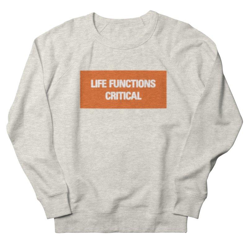 Critical Men's Sweatshirt by FWMJ's Shop