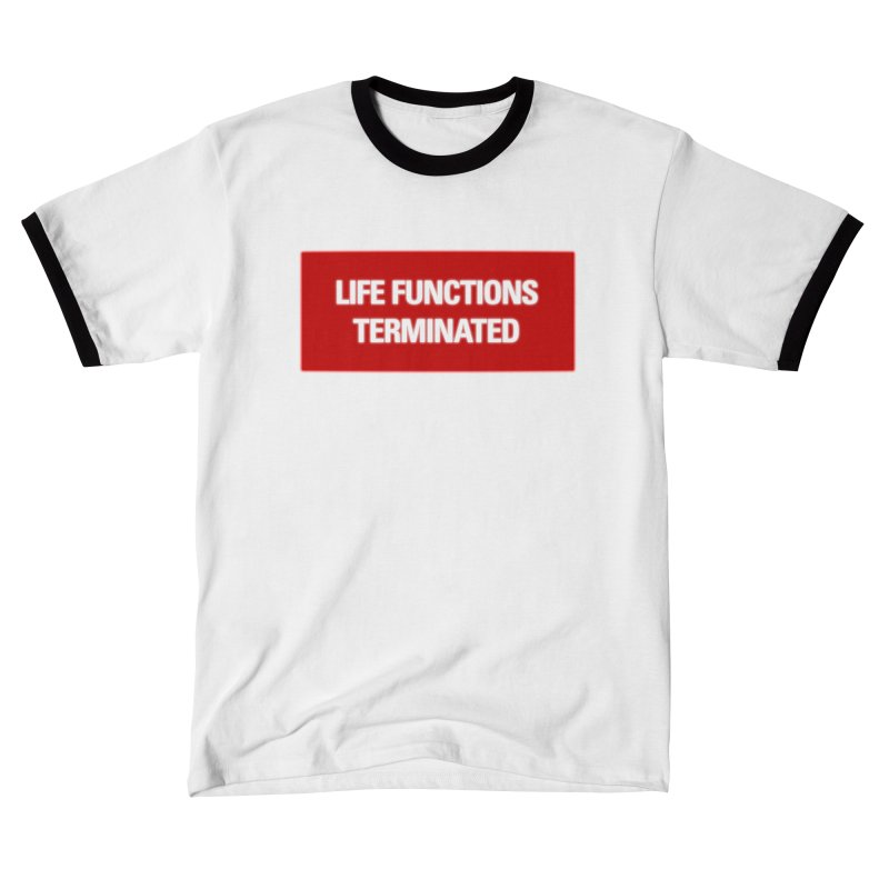 Terminated Men's T-Shirt by FWMJ's Shop