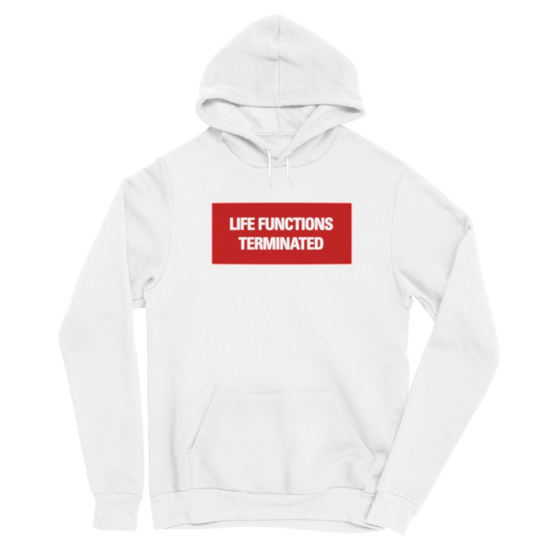 Terminated Men's Pullover Hoody by FWMJ's Shop