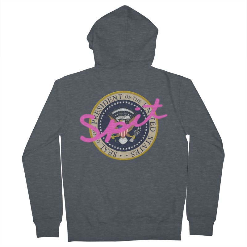 Donald Spits Women's Zip-Up Hoody by FWMJ's Shop