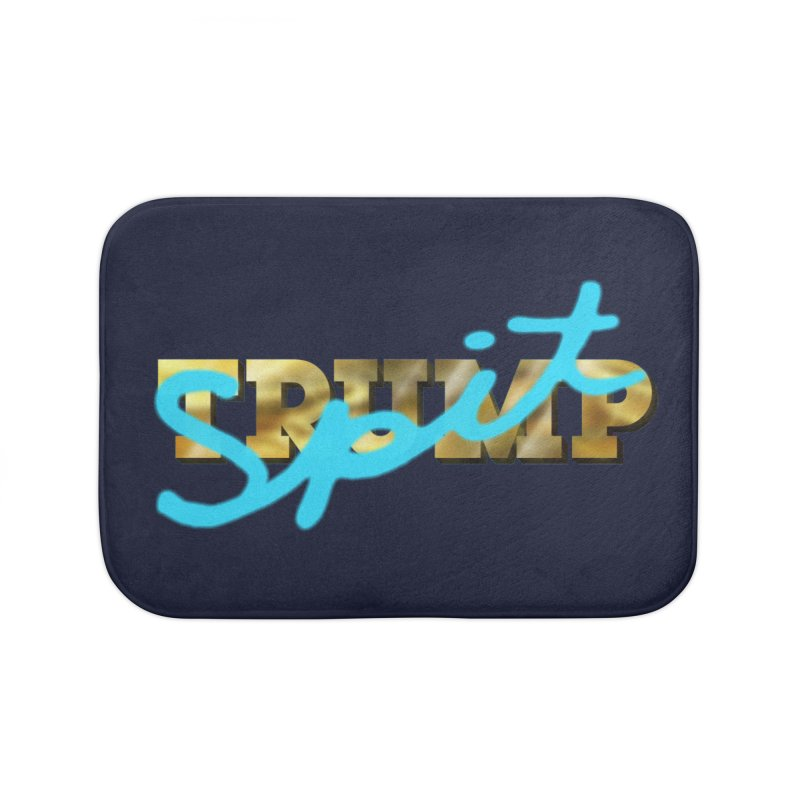 5th Ave Spit Home Bath Mat by FWMJ's Shop