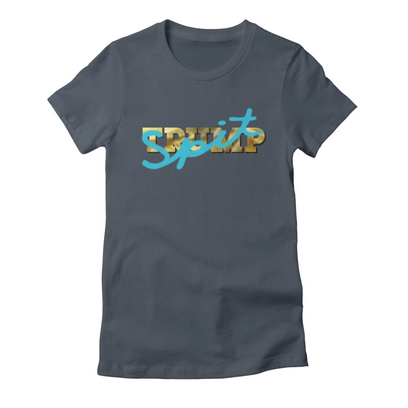 5th Ave Spit Women's Fitted T-Shirt by FWMJ's Shop