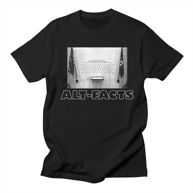 Alt-Facts, B. Men's T-shirt by FWMJ's Shop