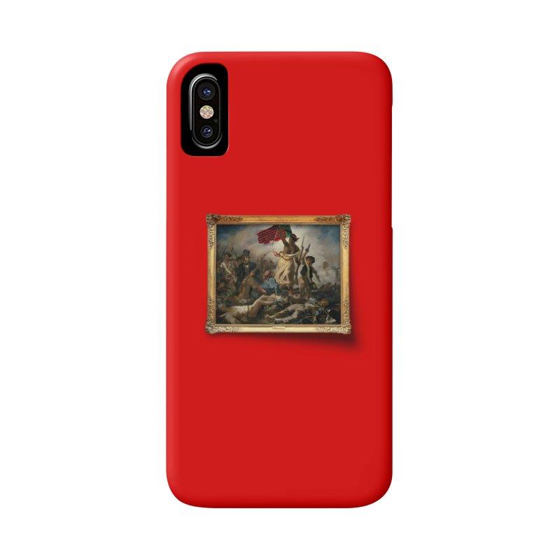 Libération des Noirs Accessories Phone Case by FWMJ's Shop