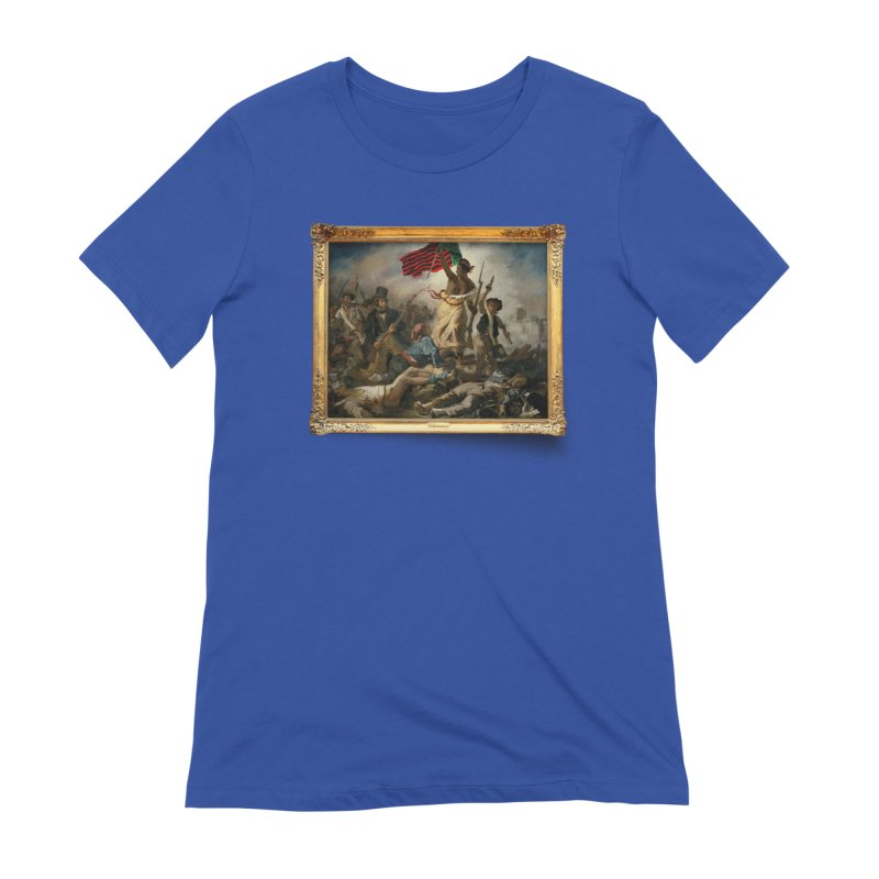 Libération des Noirs Women's T-Shirt by FWMJ's Shop