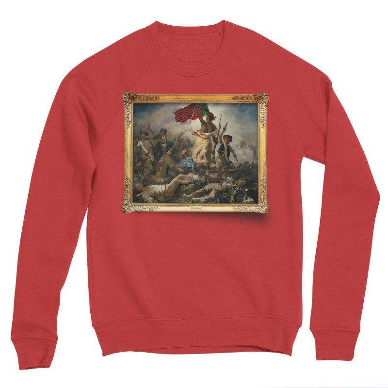 Libération des Noirs Women's Sponge Fleece Sweatshirt by FWMJ's Shop