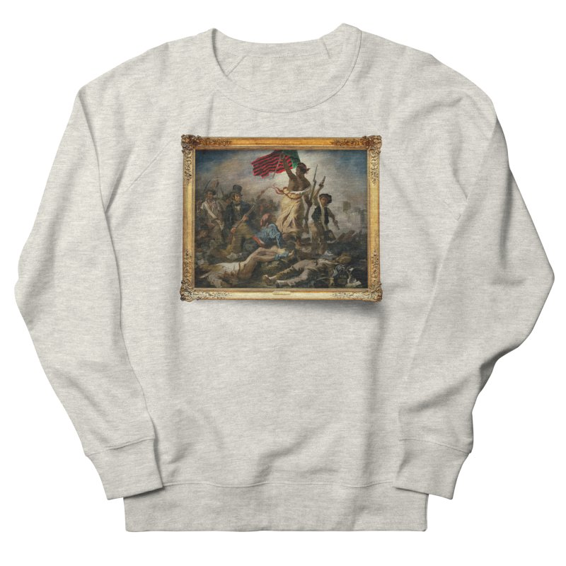 Libération des Noirs Men's French Terry Sweatshirt by FWMJ's Shop