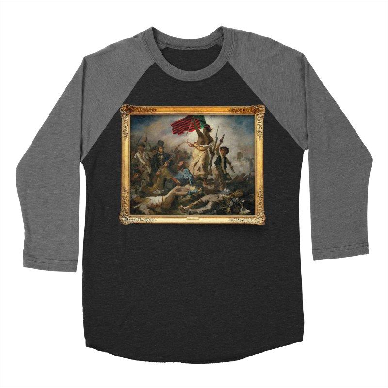 Libération des Noirs Women's Longsleeve T-Shirt by FWMJ's Shop