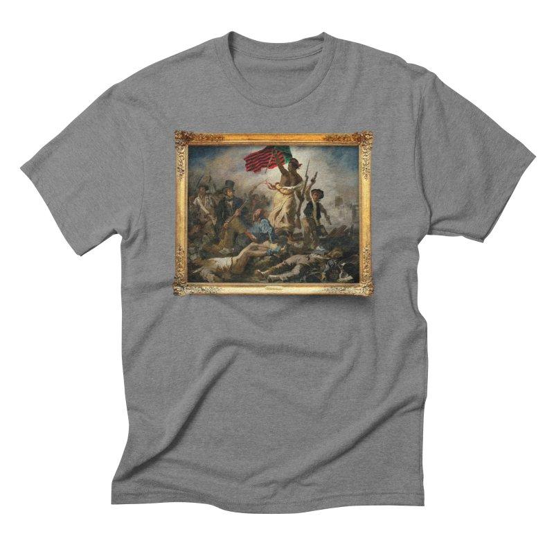 Libération des Noirs Men's T-Shirt by FWMJ's Shop