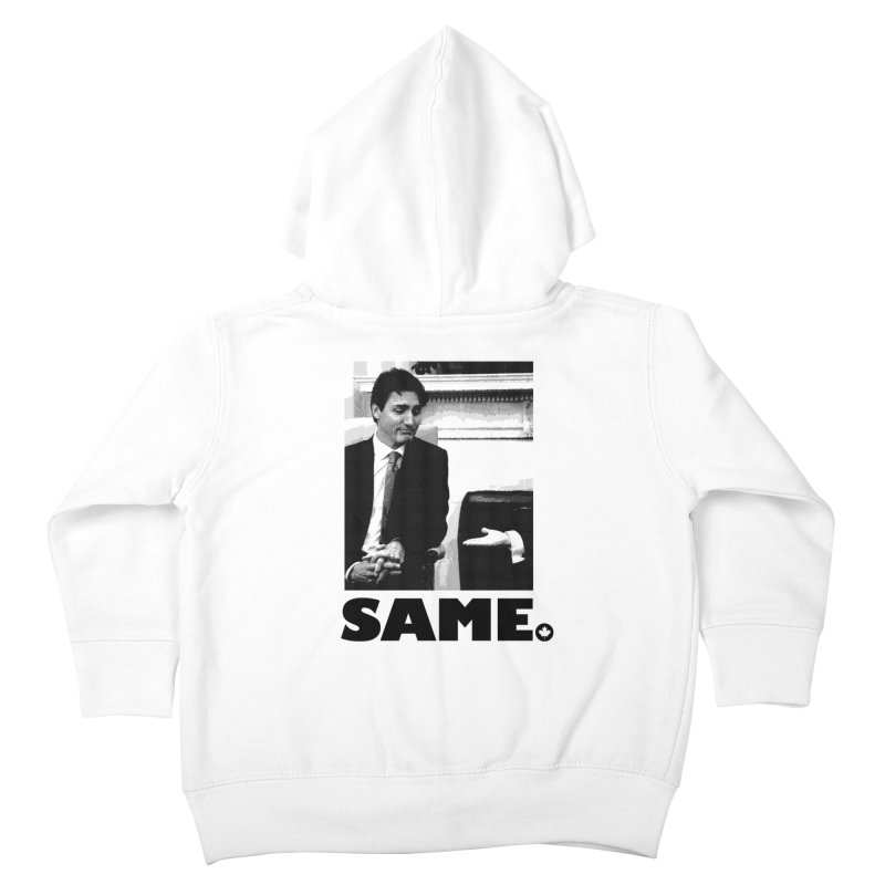 Same. (True-tho) Kids Toddler Zip-Up Hoody by FWMJ's Shop