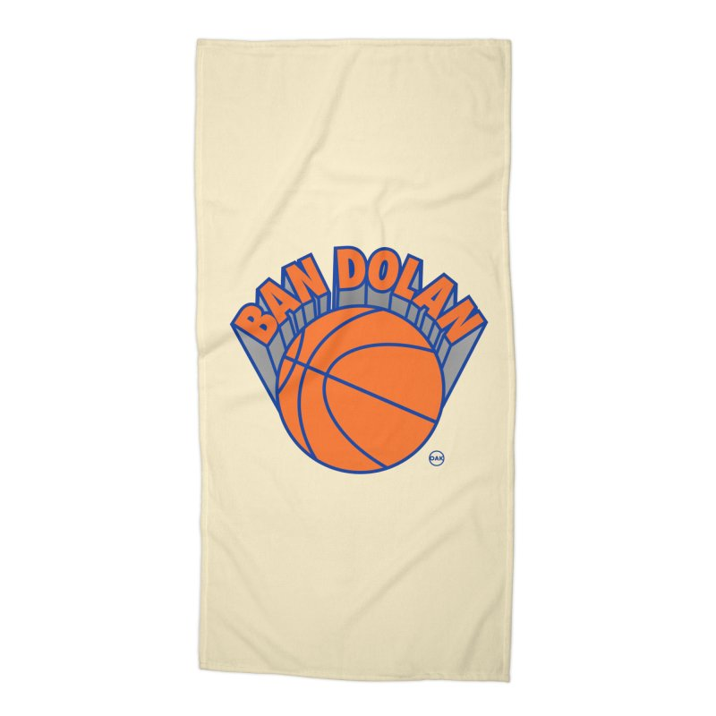 Ban Dolan / Free Oakley Accessories Beach Towel by FWMJ's Shop