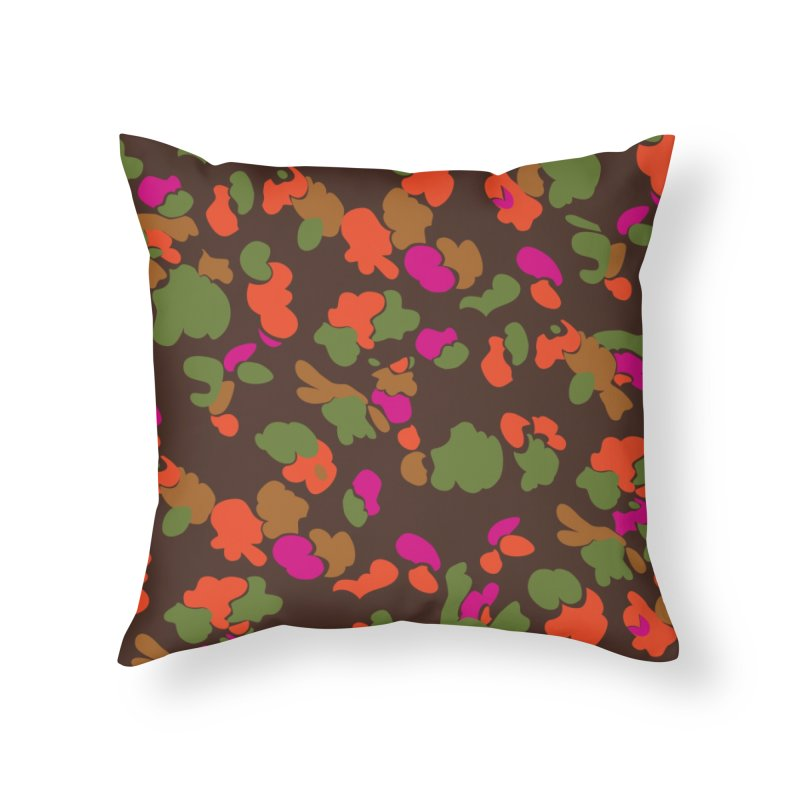 AW20 № 2 Home Throw Pillow by FWMJ's Shop