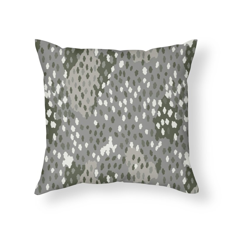 AW20 № 3 Home Throw Pillow by FWMJ's Shop