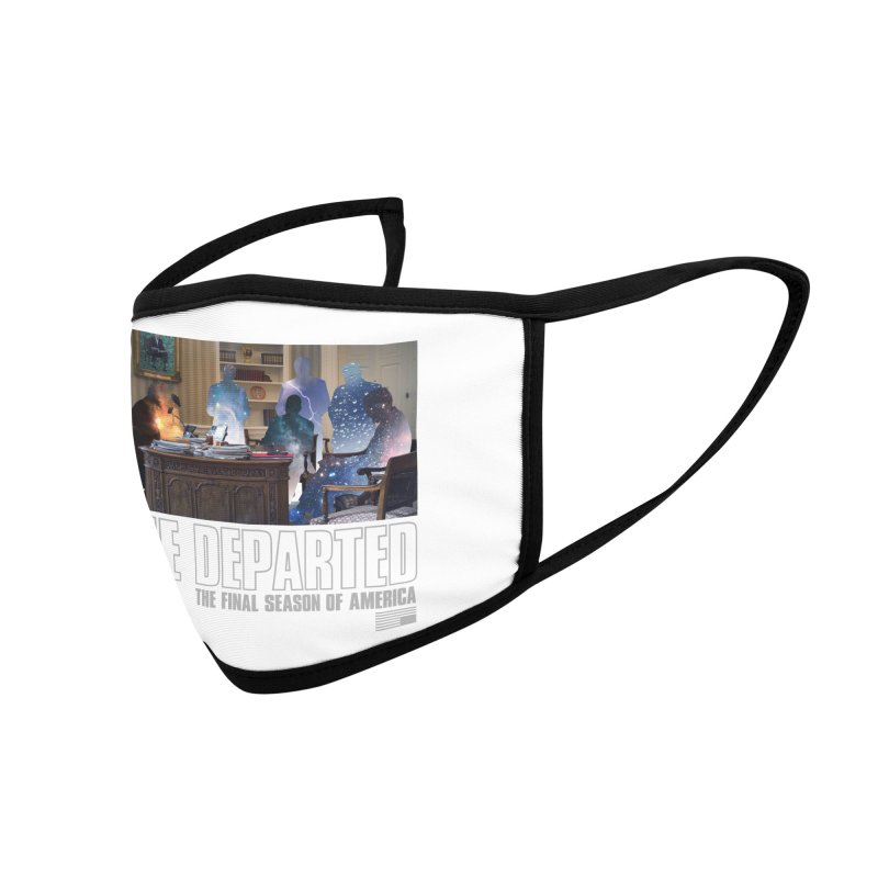 The Departed Accessories Face Mask by FWMJ's Shop