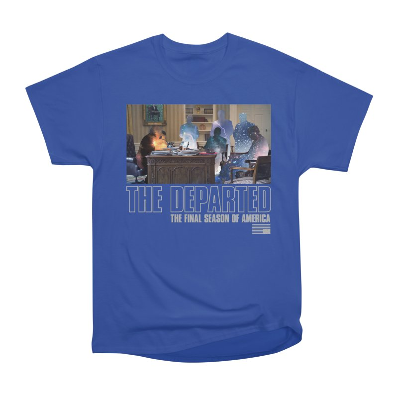 The Departed Men's T-Shirt by FWMJ's Shop