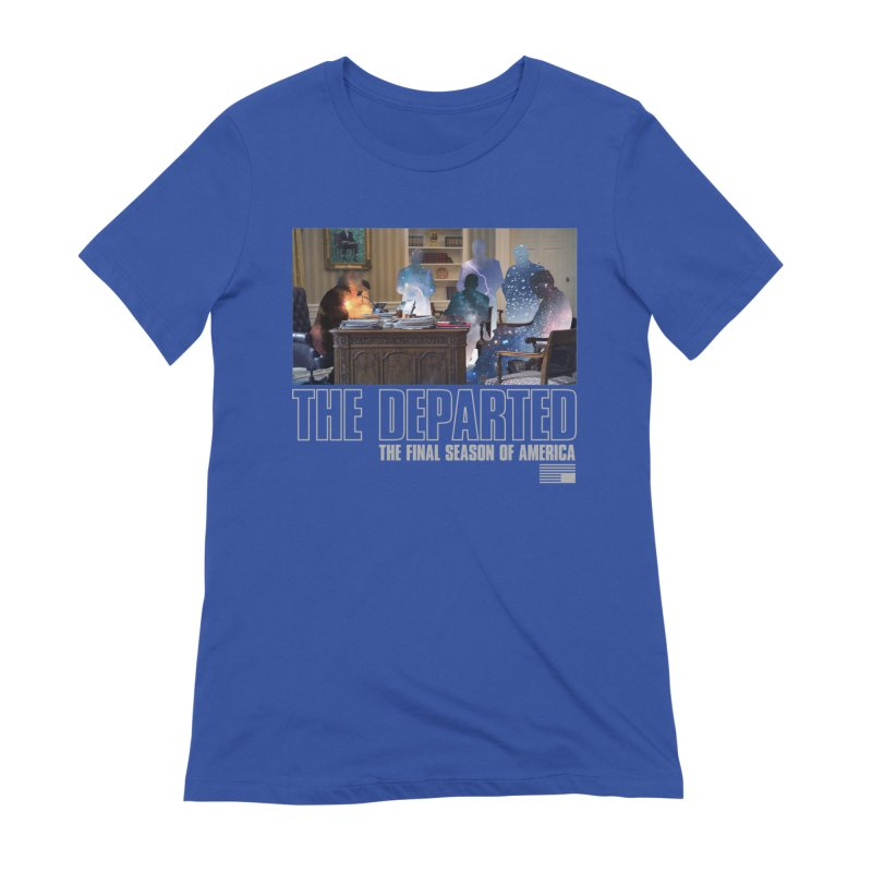 The Departed Women's T-Shirt by FWMJ's Shop