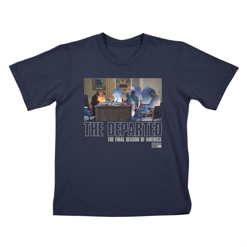 The Departed Kids T-Shirt by FWMJ's Shop