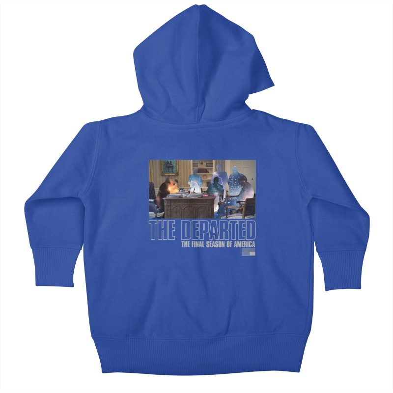 The Departed Kids Baby Zip-Up Hoody by FWMJ's Shop
