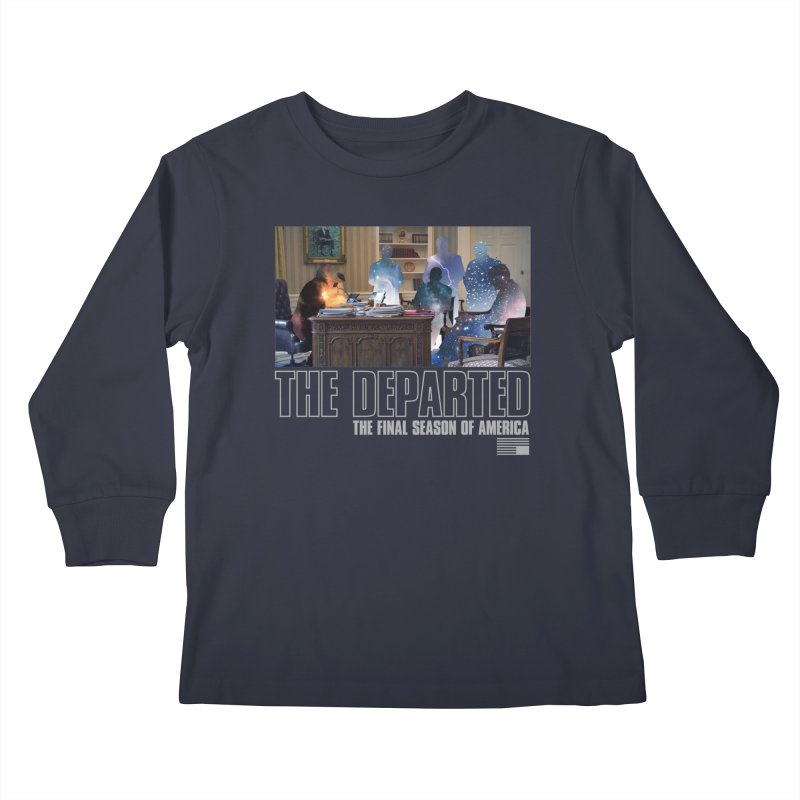 The Departed Kids Longsleeve T-Shirt by FWMJ's Shop