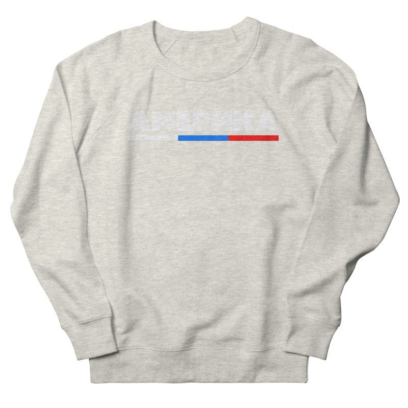 Америка Men's French Terry Sweatshirt by FWMJ's Shop