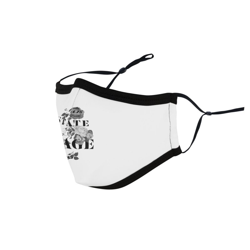 To Be Black and Conscious in America  Accessories Face Mask by FWMJ's Shop