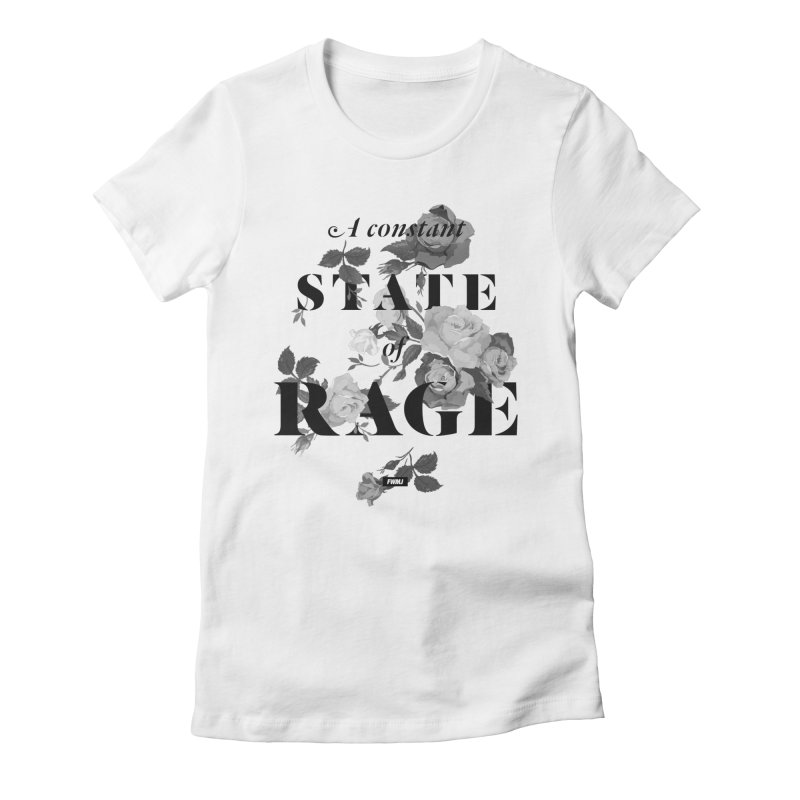 To Be Black and Conscious in America  Women's T-Shirt by FWMJ's Shop