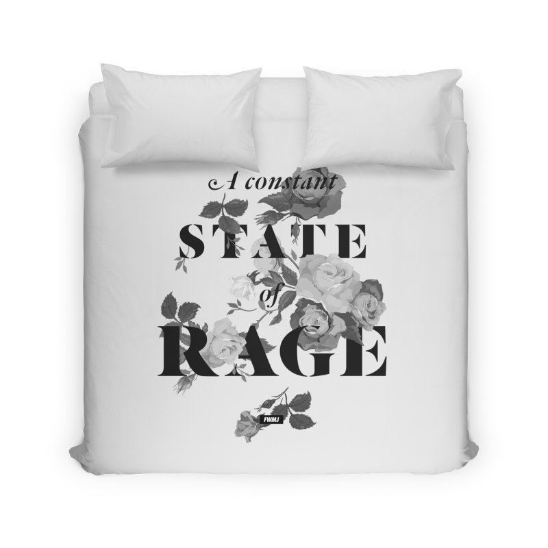 To Be Black and Conscious in America  Home Duvet by FWMJ's Shop