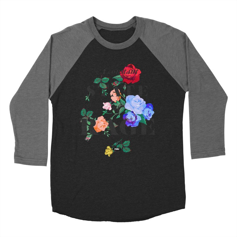 To Be Black and Conscious in America. Women's Baseball Triblend Longsleeve T-Shirt by FWMJ's Shop